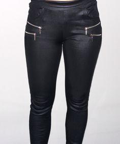 Tregging Treggings, Shawnee, Leather Pants, Fashion, Leather Jogger Pants, Moda, Fashion Styles, Lederhosen, Leather Leggings