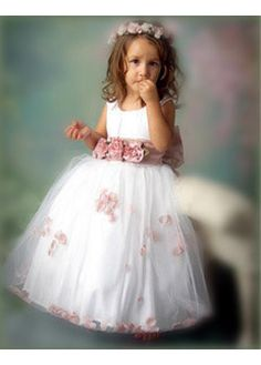 Flower Girls Dresses FL0060