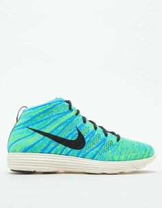 Love the Nike Lunar Flyknit Chukka Blue Glow on Wantering | $130 | sale price | Boxing Week for Him | mens sneakers | mens shoes | menswear | mens style | mens fashion | wantering http://www.wantering.com/mens-clothing-item/lunar-flyknit-chukka-blue-glow/afZp4/