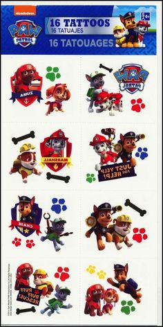 Pinterest the world s catalog of ideas for Paw patrol tattoos