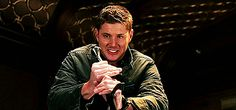 Oh Dean and the awesomeness that is Jensen. Click the link. TRUST ME. And watch them all.