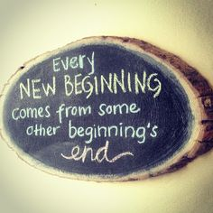 Mantra Mondays: out with the old, in with the new!