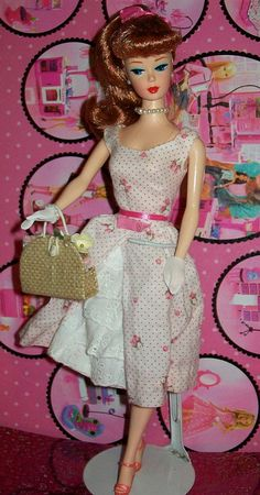 1960 Garden Party Barbie