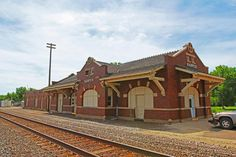 Harper Train Depot