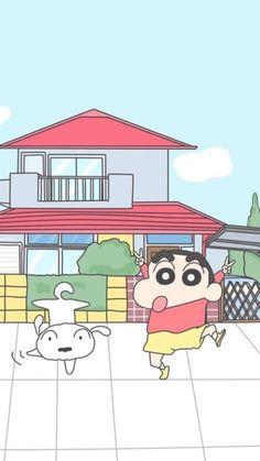 miki * web designer, IT, français, music, book Sinchan Cartoon, Doraemon Cartoon, Cartoon Sketches, Cartoon Characters, Sinchan Wallpaper, Cartoon Wallpaper Iphone, Cute Cartoon Wallpapers, Crayon Shin Chan, Cartoons Love