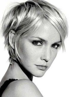 Krótkie fryzury 2015. Najpiękniejsze, najbardziej kobiece, ultra seksowne - Strona 9