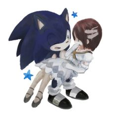 Sonic and Elise