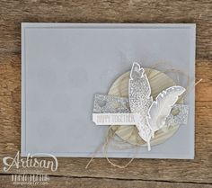 Two birds of a feather card - Krista Frattin