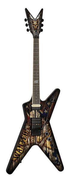 Dean Guitars - Dimebag Wanted ML