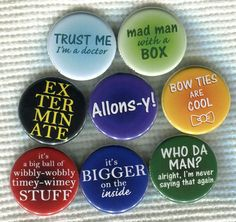 1.25 BBC Sherlock quote Pinback Button by TinyAltoButtons on Etsy