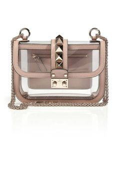 We'd keep our bag nice and tidy for this Valentino pretty #rockstud