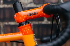 Field Cycles Orange Road Bike with Dura Ace | The Radavist
