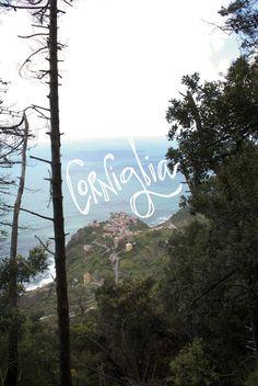 Cinque Terre | Corniglia | Light Rust Studio