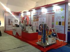 Indore stall
