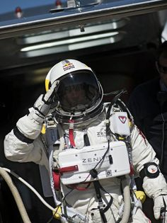 Red Bull Stratos: Wann gehts los?