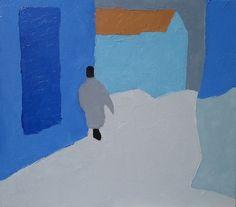 "Saatchi Online Artist Igor Khersonskyy; Painting, ""Untitled oil on canvas 70 x 80 cm 2012"" #art"