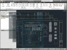 An Overview of AutoCAD Electrical  http://www.youtube.com/watch?v=dKDgfdPcHTI&list=PL0A480B2F597B1EA3