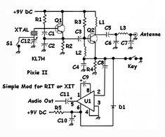 How I built a shortwave Armstrong FET regenerative