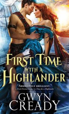 Cover image for First time with a highlander