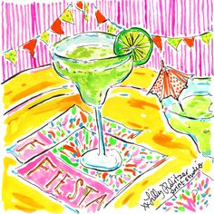 PRINT FIESTA #CincoDeMayo #lilly5x5