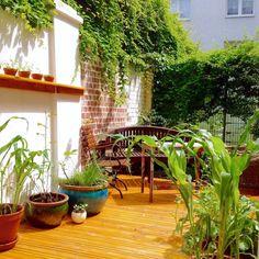 living.ruhr-balkonchallenge | garten, terrasse und balkon, Terrassen ideen