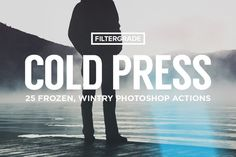 ColdPress - Winter Photoshop Actions by FilterGrade on Creative Market