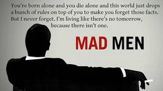 mad men quotes - Google Search