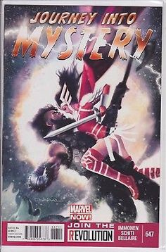 JOURNEY INTO MYSTERY #647 Marvel Comics Thor Asguard Loki
