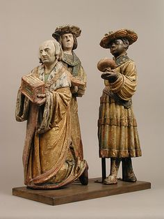 The Three Magi  Date: ca. 1515–20 Culture: South German