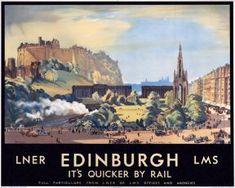 scottish-railway-travel-poster-print-edinburgh-it-s-quicker-by-rail.-lner-457-p[ekm]288x230[ekm].jpg (288×230)