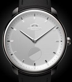 Carl Suchy & Söhne Waltz No 1 Watch Watch Releases