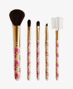 Rosebud Brush Set | FOREVER 21 - 1048840858 $4.80