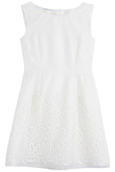 Alberta Ferretti - Silk-Cotton Dress
