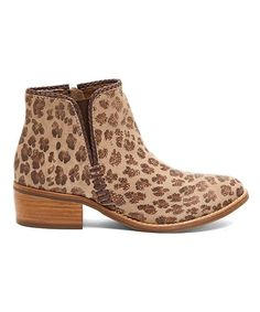 e9da5130e788 Matisse Leopard Merge Leather Bootie - Women. Slipper BootsLeather Ankle ...