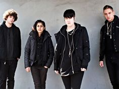 The xx: Switching Roles In Song : NPR