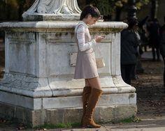 On the Scene - Tuileries Garden, Paris | THE STYLESEER