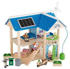 #Casa ecologica! #casa #eco #energia