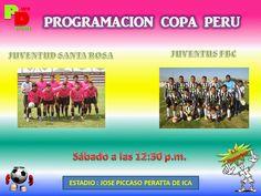 """Puro Deporte"": PROGRAMACION DE COPA PERU"