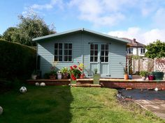 Summerhouse Shed, Outdoor Structures, Garden, Garten, Lawn And Garden, Gardens, Gardening, Outdoor, Barns