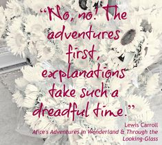 Lewis Carroll--Alice's Adventures In Wonderland & Through the Looking Glass