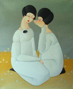 © Urszula Tekieli - Painting