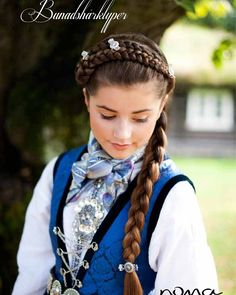 Folk Costume, Costumes, Headgear, Hair Clips, Band, Model, Fashion, Hair Rods, Moda