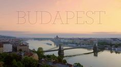 """I have been testing out the GH4 in Budapest and made this short film over the past few days. It's a mix of 4K footage, hyperlapse and time-lapse. The high speed shot of the pigeons is shot at 1080 96fps.   Read more about my thoughts on the GH4 and my setup here - http://the-delivery-men.com/panasonic-gh4-budapest-cityscape-film/  Music - http://www.marmosetmusic.com - """"Dusk"""" by Marmoset  Shot on -  Panasonic GH4 Panasonic 12-35 f/2.8 IS lens Freefly Systems MOVI 10 Benro Tripod Motion Photography, Travel Photography, Inspirational Videos, Videography, Movie Trailers, Budapest City, Budapest Hungary, Joe Simon, Film Inspiration"""