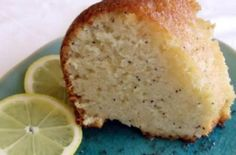 Lemon Poppy Seed Cake cake is so wonderfully moist! I love lemon-flavored cakes, so we did double the amount of glaze. The results were fantastic - a must for any lemon lover! Pinch Recipe, Glaze Recipe, Mom's Recipe, Recipe Review, Recipe Club, Lemon Recipes, Cake Recipes, Dessert Recipes, Dessert Ideas