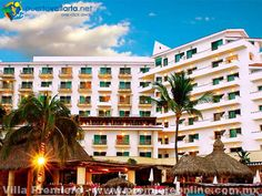 Villa Premiere, Puerto Vallarta - http://www.puertovallarta.net/what_to_do/top-10-all-inclusive-resorts-hotels-puerto-vallarta.php #puertovallarta #vallarta #allinclusive #hotels #resorts #mexico #villapremiere #downtown