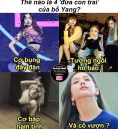 Blackpink Memes, Funny Kpop Memes, Blackpink Funny, Jungkook Cute, Woozi, Funny Stories, Funny Moments, Idol, Singer