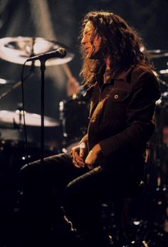 """eddie vedder. this performance was amazing. I adore the version of """"porch"""" they did at this taping."""