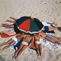 retro beach umbrellas - Google Search