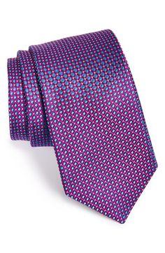 Ted Baker London Dot Silk Tie available at #Nordstrom www.MadamPaloozaEmporium.com www.facebook.com/MadamPalooza