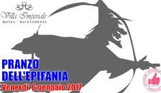 Pranzo Dell'Epifania 2017 A Villa Imperiale http://affariok.blogspot.it/